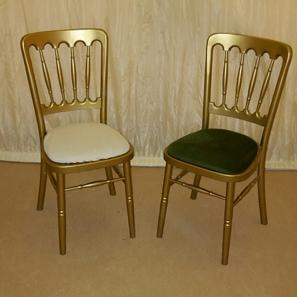Gold Banquet Wedding Chairs