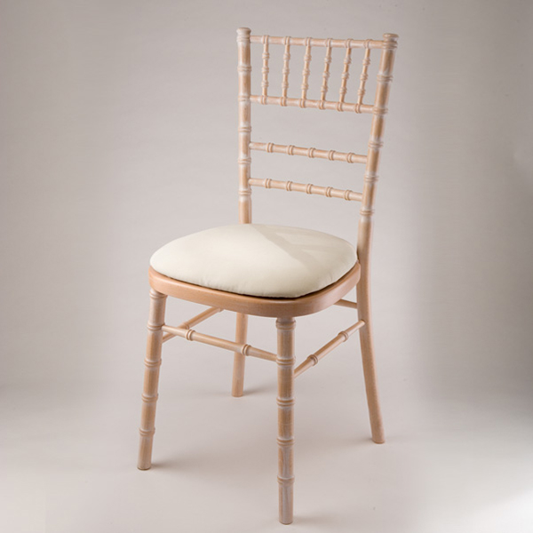 Limewash Wedding Chairs